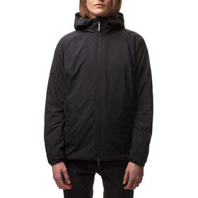 Houdini Wisp Jacket Dame true black